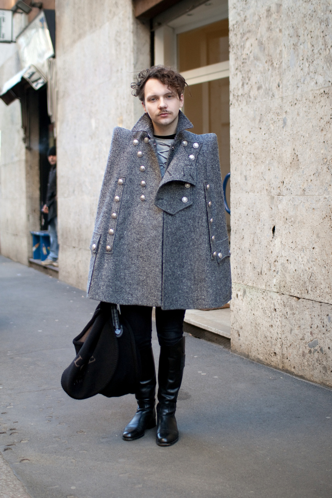 The Man Cape The Menswear Journal