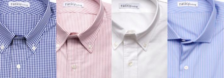 Ratio Clothing Shirts