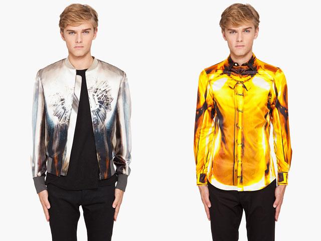 Alexander McQueen Jacket, Shirt