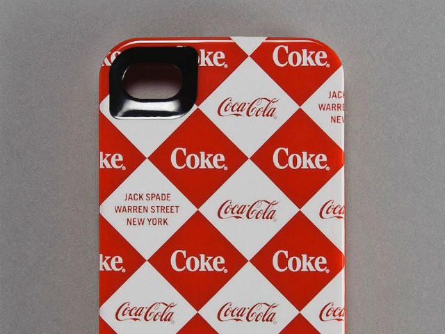 Jack Spade Coca Cola iPhone Case