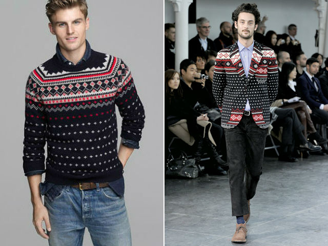 Where Have I Seen This J. Crew Sweater Before? Oh, That's Right ...