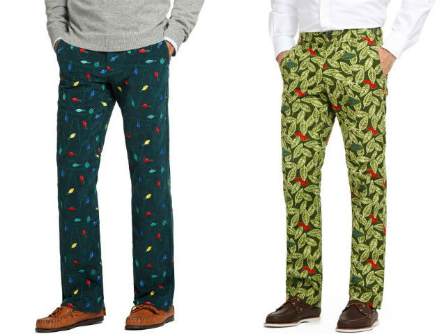 bad Christmas pants