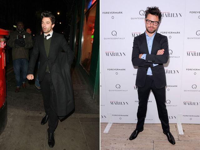 Dominic Cooper style