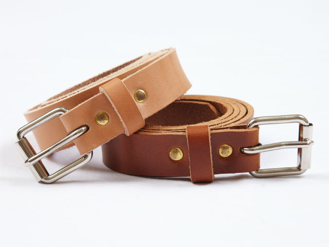GANT Rugger leather belt