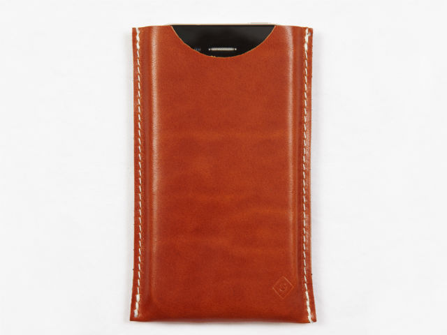GANT Rugger leather phone cover