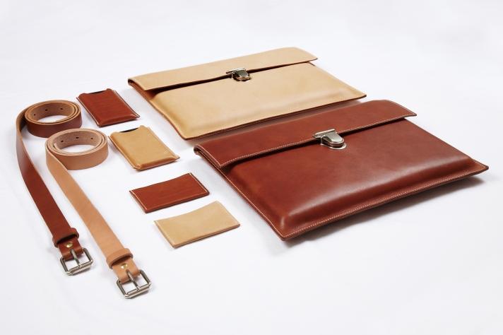 GANT Rugger leather goods