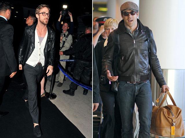 Ryan Gosling, Ryan Reynolds