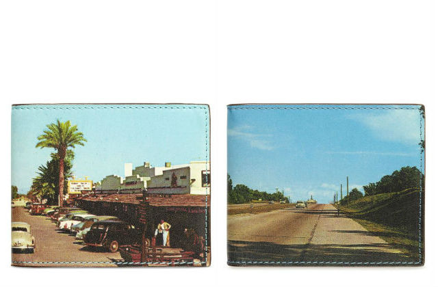 Jack Spade postcard wallets