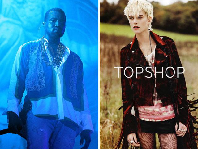 Kanye West for Topshop