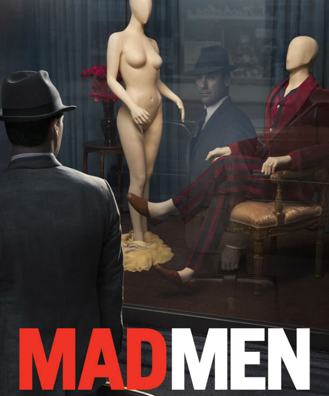 'Mad Men' Season 5 poster