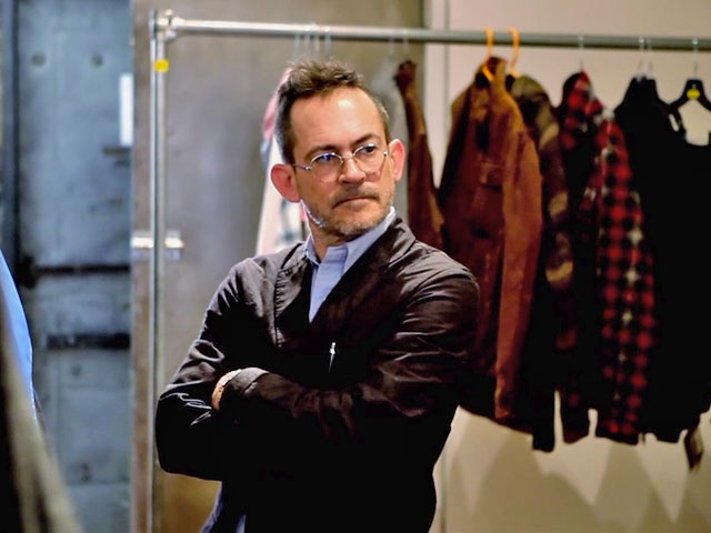 Mark McNairy, GQ Best New Menswear Designer 2012
