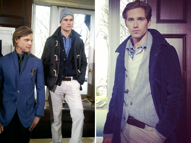 Nautica New York Fashion Week 2012