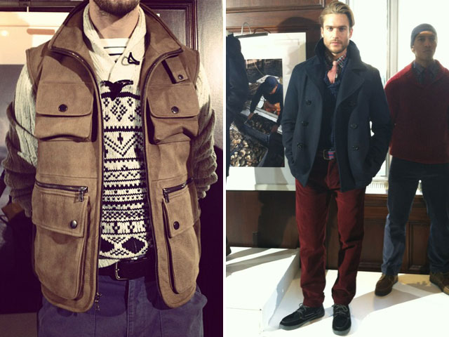 Nautica, New York Fashion Week 2012
