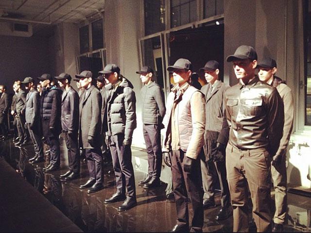 New York Fashion Week 2012 DKNY