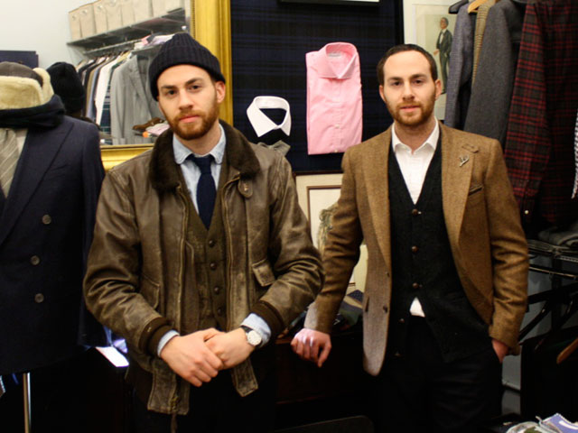 Ariel and Shimon Ovadia of Ovadia & Sons