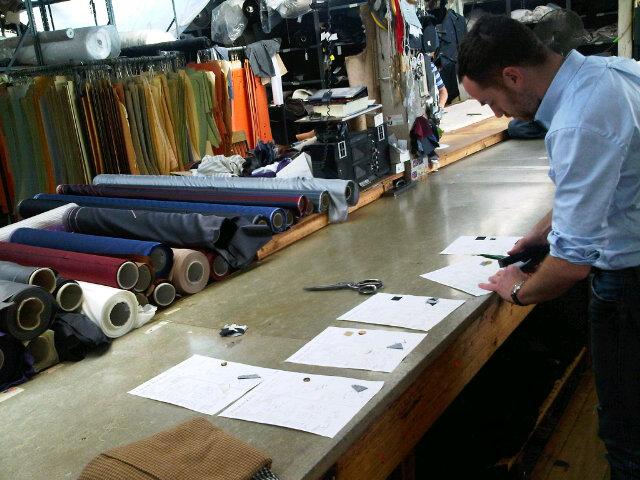 Ovadia & Sons, GQ Best New Menswear Designers 2012