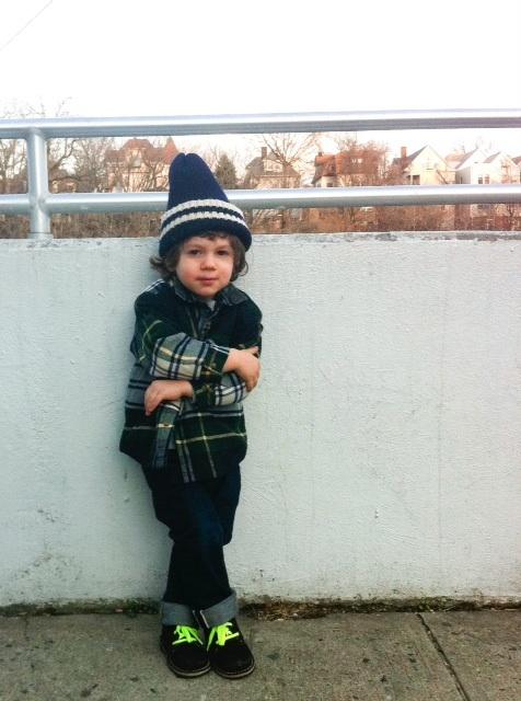 Rider McNairy, Mark McNairy's son