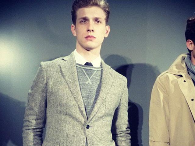 Todd Snyder Fall 2012 New York Fashion Week