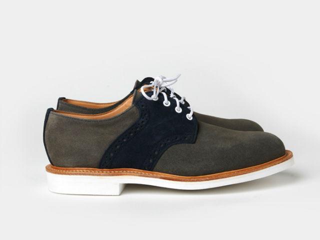 Mark McNairy Spring/Summer Saddle Shoes