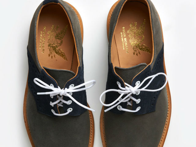 Mark McNairy Spring/Summer Saddle Shoes