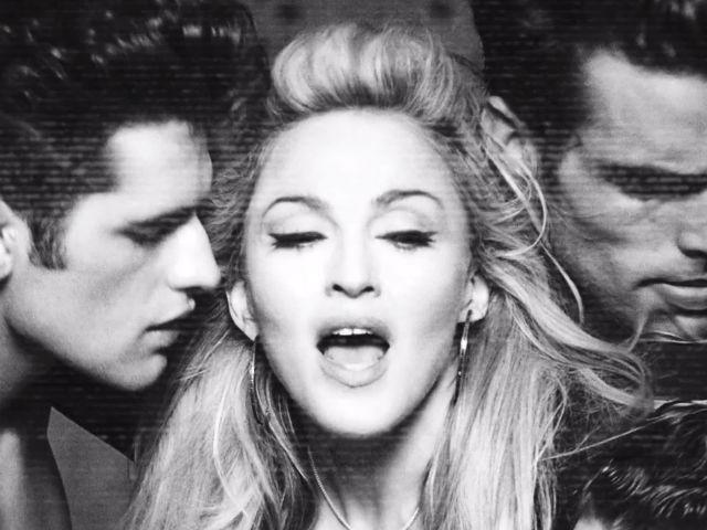 Sean O'Pry, Simon Nessman, Madonna's 'Girl Gone Wild'