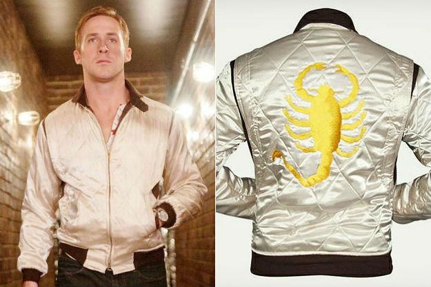 Ryan Gosling 'Drive' Jacket