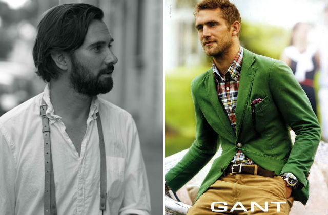 GANT Creative Director Christopher Bastin