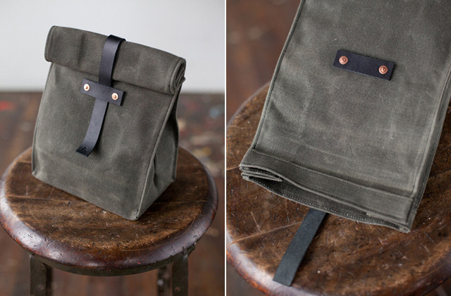 Lunch Tote by Artifact Bag Co.