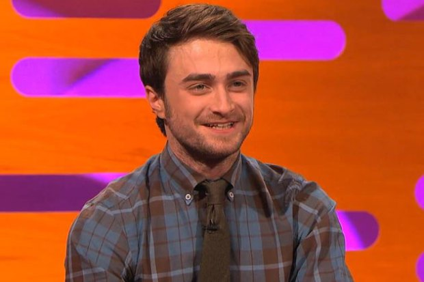 Daniel Radcliffe The Graham Norton Show
